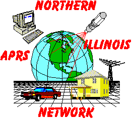 Northern Illinois APRS Network Logo